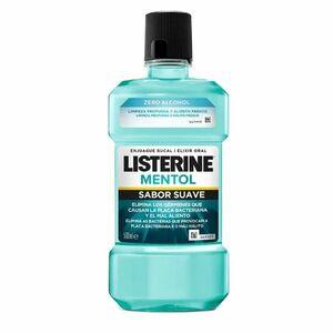 Listerine Zero Mouthwash Clean Mint 1x(2x500ml)