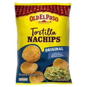 Old El Paso Tortilla Chips Assorted 3x100g