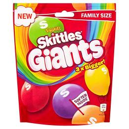 Skittles Fruit Giants Candy 141g