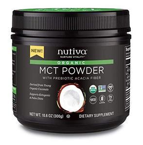 Nutiva MCT Powder Organic 10.6oz