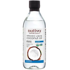 Nutiva Coconut Oil Organic 16oz