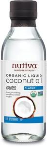 Nutiva Coconut Oil Organic 8oz