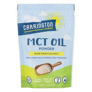 Carrington Farms MCT Oil Powder Gluten Free 5oz