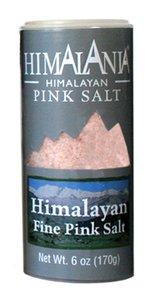 Himalania Pink Salt Fine Shaker 6oz