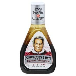 Newman's Own Dressing Balsamic Vinaigrette 16oz