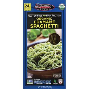 Seapoint Farms Edamame Spaghetti Gluten Free Organic 7.05oz