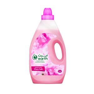 Earth Fabric Softener Rose 3L