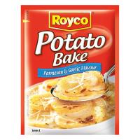 Royco Potato Bake Parmesan And Garlic Flavour 1pc