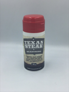 Crown National Texan Steak Shaker Spice 100g