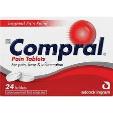 Compral Tablets 12s
