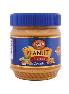 Riya Gold Peanut Butter Crunchy 340g