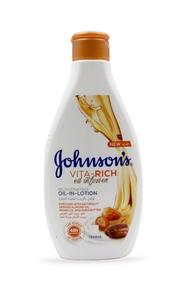 Johnsons Body Lotion Almond Argnine 2x250ml
