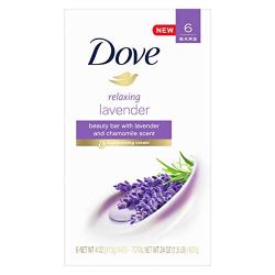 Dove Soap Lavender + Hand Wash 2x160g + 245ml
