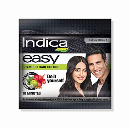 Indica Easy Hair Color Burgndy 3x32.5ml