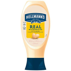 Hat Mayonnaise Squeeze 320g