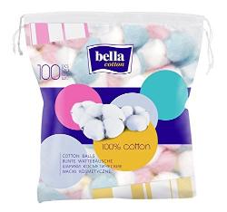 Bella Cotton Balls White 2x100s