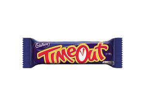Cadbury Timeout Chocolate 20.8g