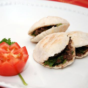 Mini Sandwich Shawarma 1pc