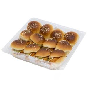 Mini Burger Potato 12pcs