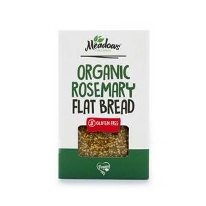 Meadows Organic Rosemary Flat Bread 1pc