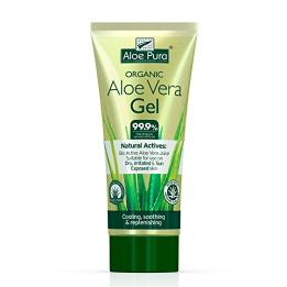 Aloe Pura Organic Aloe Vera Body Wash 200ml