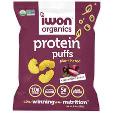 Iwon Organic Caramelized Onion Protein Puffs 42g