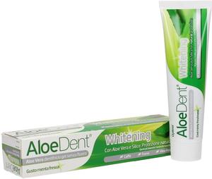 Aloedent Aloe Vera Whitening Toothpaste 100ml