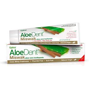 Aloedent Aloe Vera Miswak Toothpaste 100ml