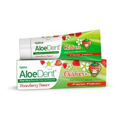 Aloedent Aloe Vera Children Toothpaste 50ml