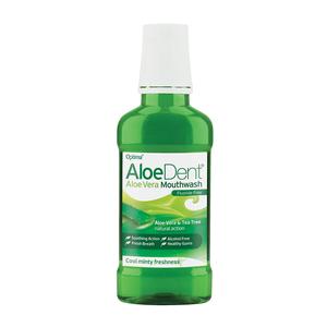 Aloedent Aloe Vera Mouthwash 250ml