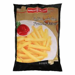 Sunbulah French Fries Potato 2.5kg