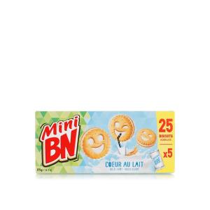 BN Mini Milk Biscuits 175g