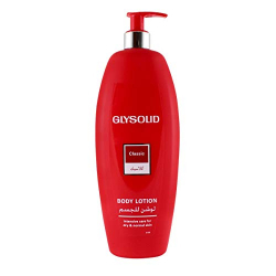 Glysolid Body Lotion Classic With Musk 500ml
