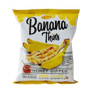 Leslies Banana Thins 100g