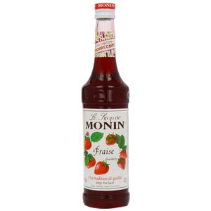 Monin Strawberry Syrup 250ml