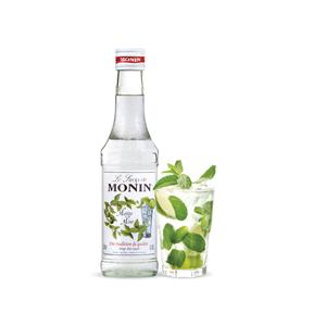 Monin Wild Mint Syrup 250ml