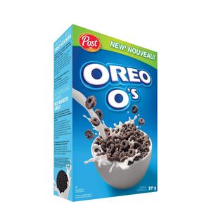 Post Oreo O's Cereal 17oz