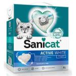 Sanicat Sanicat Active White Unscented 1pc