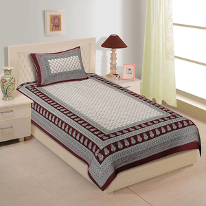 Mohd Yousuf Bed Sheets Single 1pc