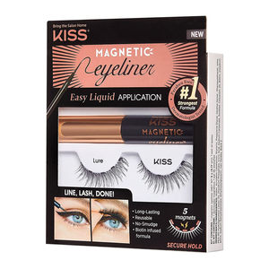 Kiss Magnetic Lash Natural Style 1pc