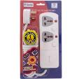 Sirocco Extra Socket 2Way L063 Super 1pc