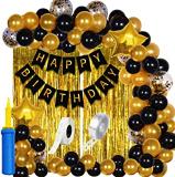 Samari Happy Birthday Party Item 1pc