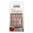 Kiss Salon Natural Nails 1pc