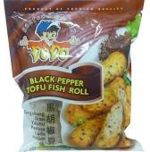 Dodo Black Pepper Tofu Fish Roll 200g