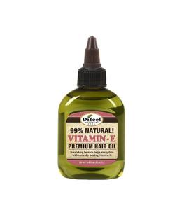 Difeel Premium Natural Hair Oil Vitamin E 75ml