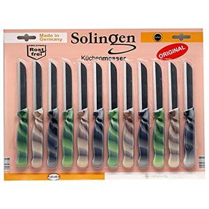 Solingen Knife 12Pcs Solingen Marble HW 1pc