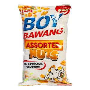 KSK Assorted Nuts Garlic Flavor 85g