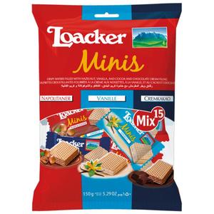 Loacker Classic Minis 2x200g