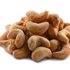 Cashew Nut Roasted Salted W240 India 250g