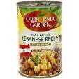 California Garden Foul Recipe Lebanon 450g